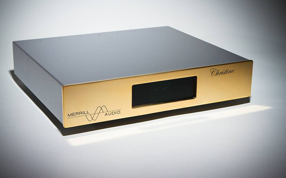 Merrill Audio – Christine Pre Amplifier