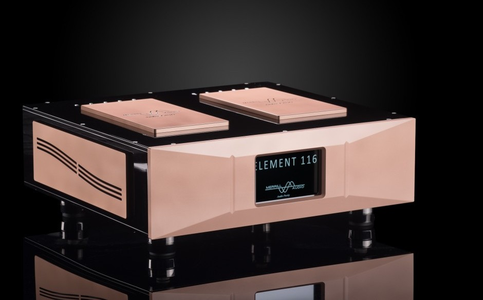 ELEMENT 116 Power Amplifier