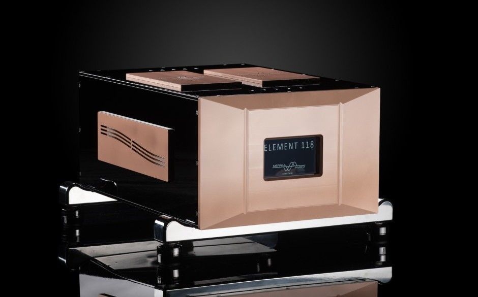 Merrill Audio – Element 118 Mono Blocks