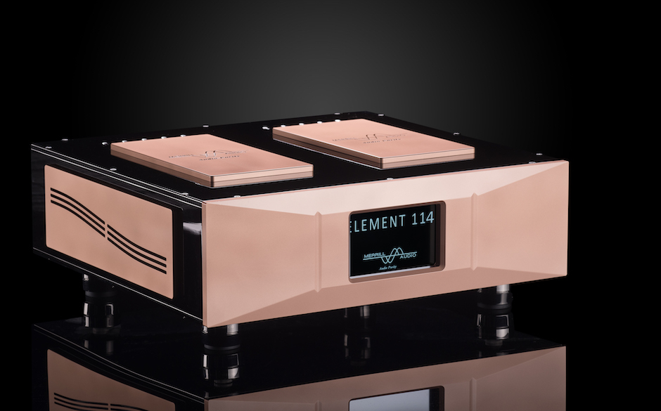 Merrill Audio – Element 114 Stereo Power Amp